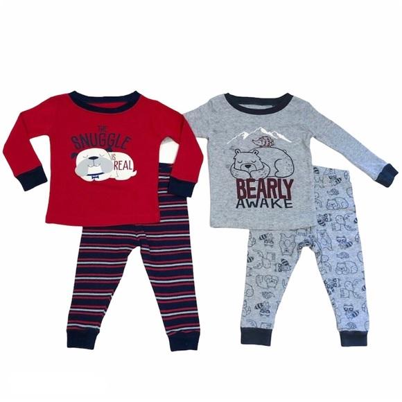 Baby Boys Pajamas Set